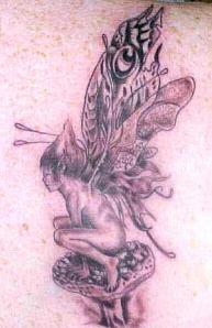 bad fairy tattoos