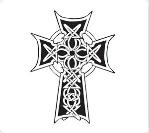Cross Tattoos On Paper
