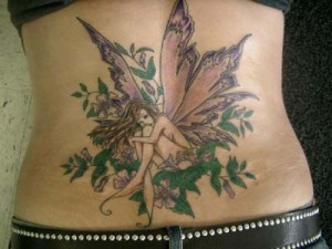 butterfly-and-fairy-tattoos