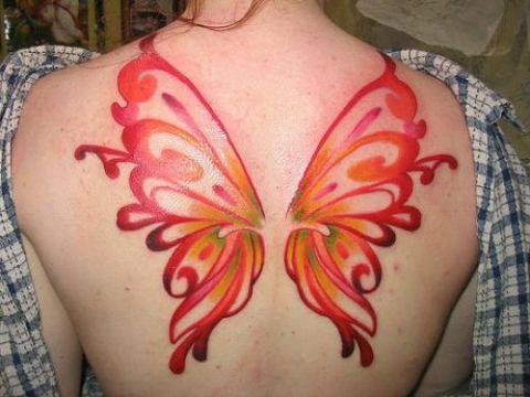 cherry blossom tree tattoos