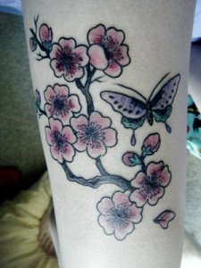 cool-cherry-blossom-tattoos