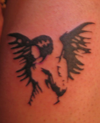 Tattoo Galleries-Fairy Tattoos-Tribal Tattoos and Dragon Drawings.