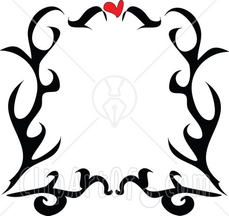 Black And White Heart Tattoos | www.pixshark.com - Images ...