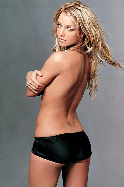 Britney Spears' Tattoos are along the same lines, for the most part.