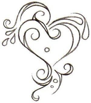 Heart Tattoo Designs Girl Tattoos Design