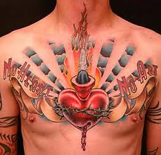 bleeding heart tattoos