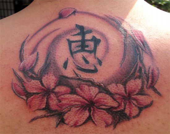 The Meaning of Cherry Blossom Tattoos: Chinese. The Chinese feelt hat the