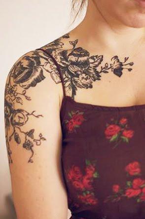 feminine tattoos pubic