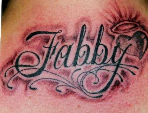 ghetto fabulous tattoos