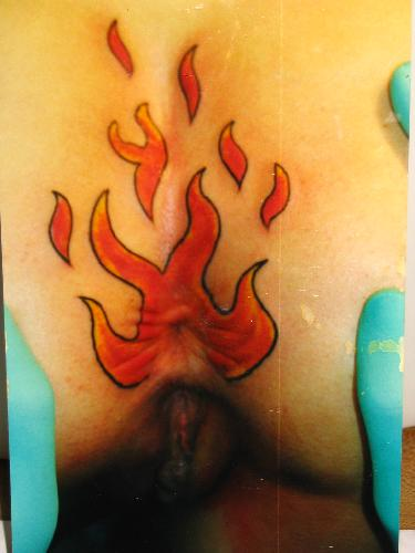 How about a genital tattoo! Learn the two most common questions about