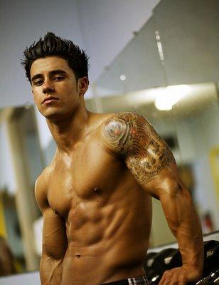 male celebrity tattoos
