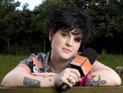punk girl tattoos