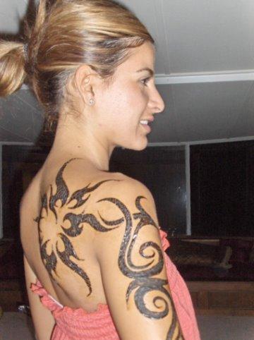 sexy feminine tattoos