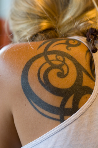 SEE the world's greatest collection of tattoo … Swirl Tattoo Designs …