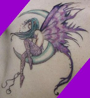 wicked fairy tattoos